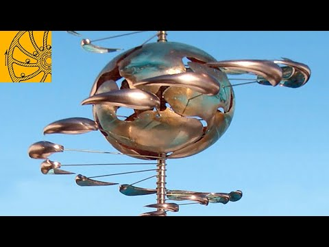 Fullest collection of all kinetic art ever made in the world