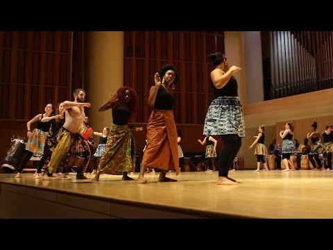 Black History Month concert celebrates African culture