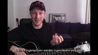 Guitar: Guitar for Beginners / Gitarre für AnfängerInnen #2