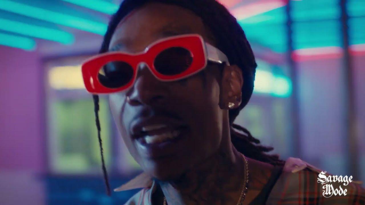 Internet Money ft. Wiz Khalifa & 24kGoldn - Giddy Up (Music Video)