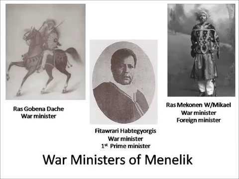 Oromo People in Ethiopian Empire's History, Politics & Flag