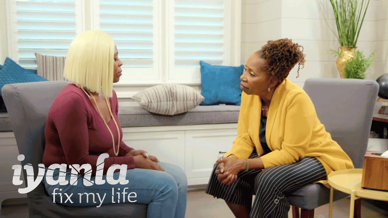 Iyanla Asks a Sex Worker How She'd Tell Her Son About Her Job | Iyanla: Fix My Life | OWN