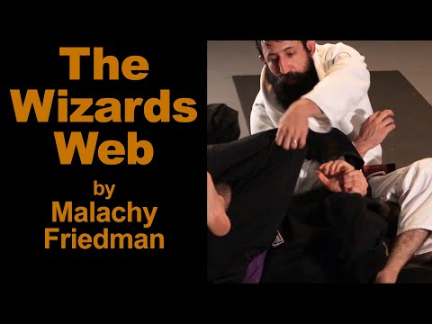 Sh*t your instructor never showed you - The Wizards Web - Malachy Friedman