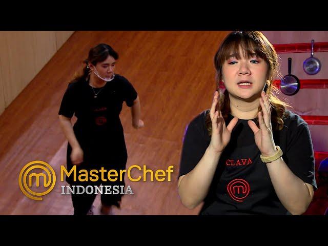 MASTERCHEF INDONESIA - Wah.. Kenapa Clava Lari Kedepan? | TOP 5