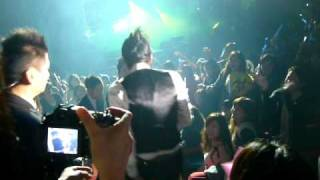 20100307 張根碩 FM Asia Tour In Taipei跳 SEXY BACK