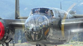 B-25: SPECTACULAR SOUND & 4K footage! Tondelayo