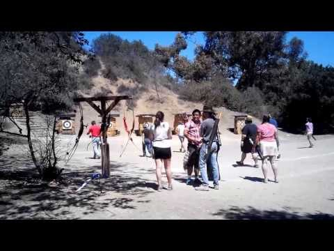 Pasadena Archery Club Challenge Try Results
