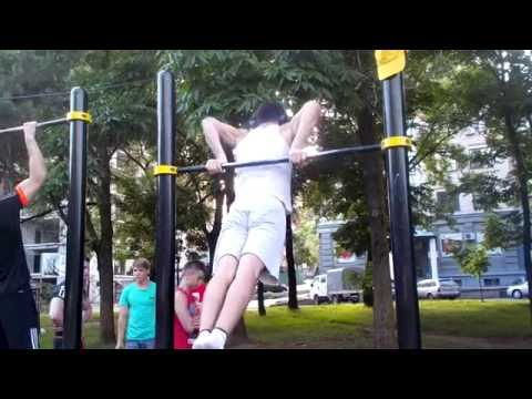 A trip to Khabarovsk in July (Workout)