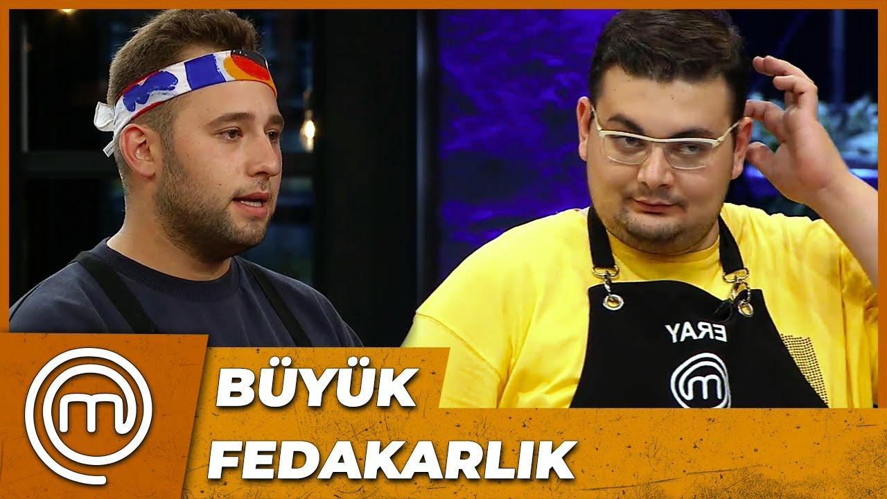 ÜÇÜNCÜ ELEME ADAYI BELLİ OLDU | MasterChef Türkiye 63. Bölüm