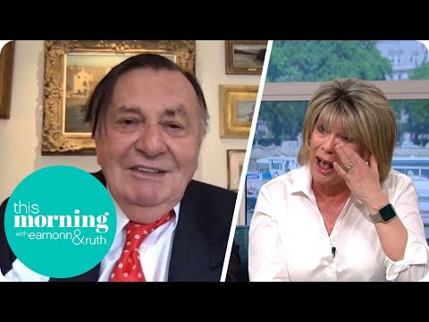 Barry Humphries Causes Ruth Langsford to Shed a Tear | This Morning