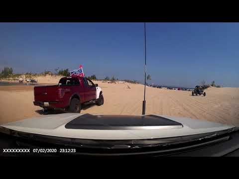 Silver Lake Sand Dunes July 3rd 2020