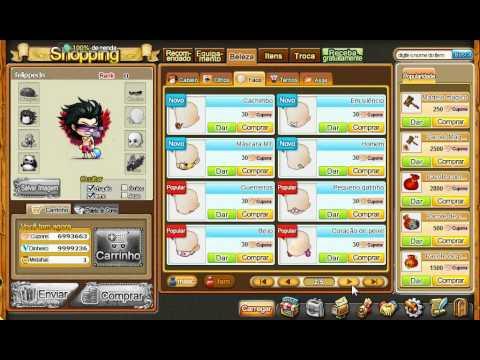 DDtank pirata que vem com 999999999 cupom