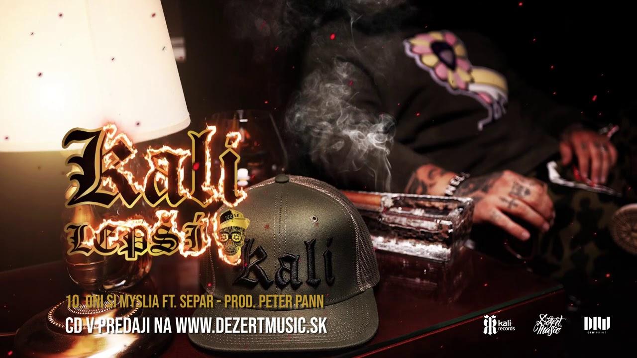 10 Kali ft.Separ -Oni si myslia (OFFICIAL AUDIO)