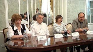 21.04.2016 Пресс-конференция в Камерном театре