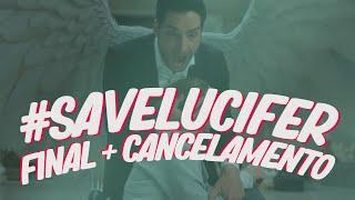 O FIM DE LUCIFER (cancelamento + último capitulo)