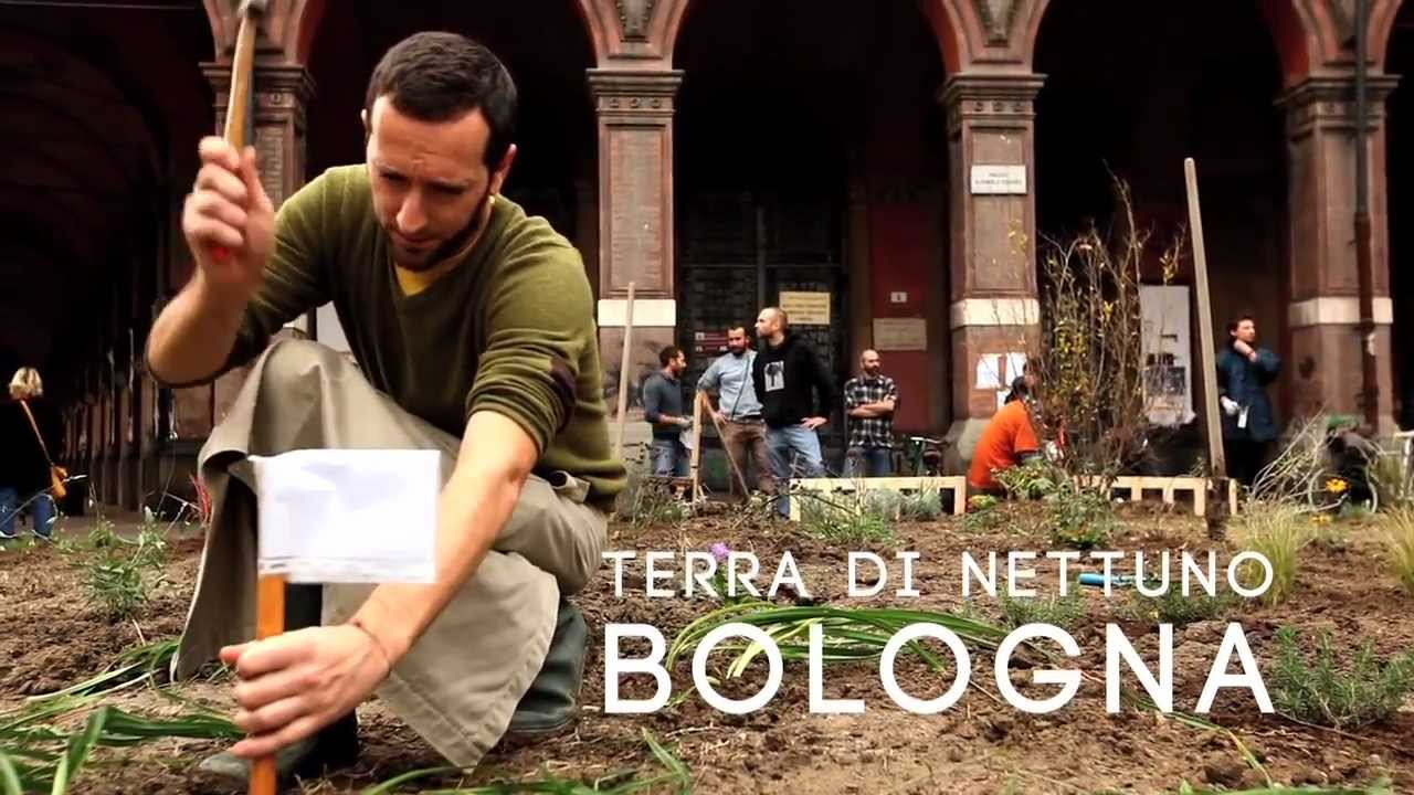 Guerrilla Gardening Day pt 1 (Bologna) - YouTube