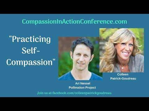 Practicing Self-Compassion with Ari Nessel & Colleen Patrick-Goudreau