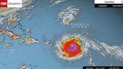 Category 5 Hurricane Irma a buzzsaw churning toward Florida