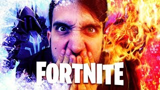 FORTNITE'S SECRET: ICE AND FIRE @adreplays