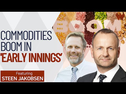 Commodities Boom Only In 'Early Innings', Much Higher To Go   Saxo Bank CIO
