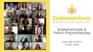 June 2020 Event:  Endometriosis & Pelvic Physiotherapy