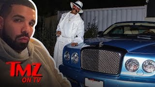 Drake's Father's Day Gift Is Waaaay Better Than Yours | TMZ TV