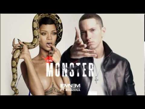 Eminem ft Rihanna  Monster REMIX boost1