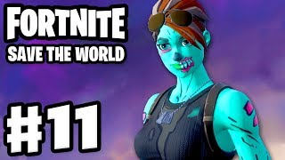 Fortnite: Save the World - Gameplay Walkthrough Part 11 - Marine Corpse Ramirez! (PC)