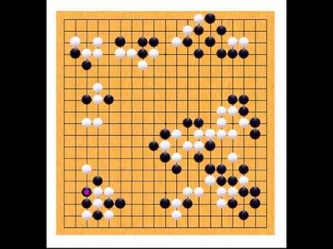 囲碁棋譜再現684局目 ○古力 ○安...