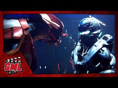 Halo 2 Anniversary - Film complet Français