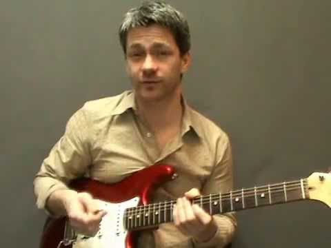 Step by Step Guitar Tuition-Intermediate Modules-Module Six-Lesson Six-Latin style rhythm's