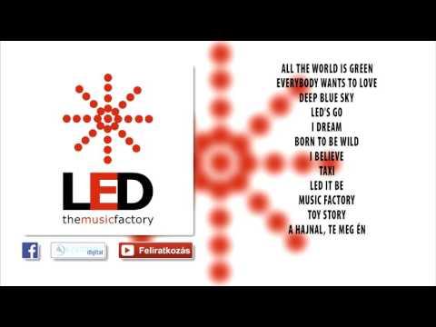 LED - Music factory (Full Album - Official Audio)