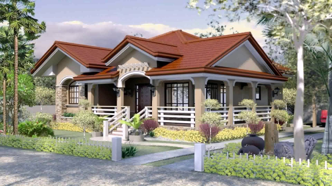Modern House Design Philippines 2016 YouTube