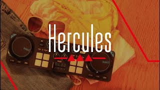 Hercules DJControl Compact - Party everywhere