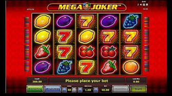 Mega Joker Slot Machine - Free Play & Real Money USA Online Casinos