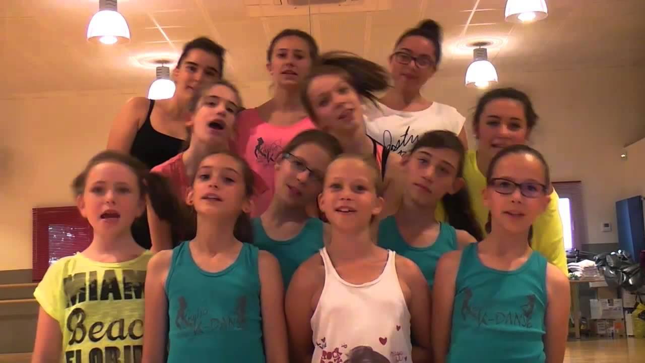 We Are Happy From Studio K Danse Riom C Studio K Danse Audrey