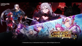 KNIGHTS CHRONICLE | GAMENYA BERASA MOVIE ANIME :D