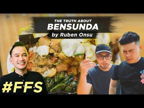 ALL YOU CAN TAKE TAPI KOK...  REVIEW JUJUR BENSUNDA By RUBEN ONSU! – For Food Sake Eps. 23