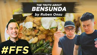 ALL YOU CAN TAKE TAPI KOK...  REVIEW JUJUR BENSUNDA by RUBEN ONSU! - For Food Sake Eps. 23