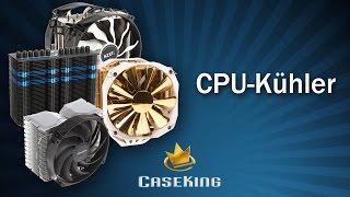 Übersicht CPU Kühler - Caseking TV