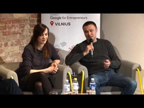 Startup Grind Vilnius hosts CGTrader