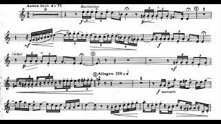 ♫♬Eugen Bozza: Caprice  (Hans Gansch, Trumpet)