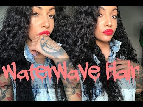 Who has the best water wave hair!? 🤔 | Maxine Hair