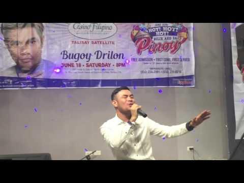 MULI by Bugoy Drilon @ PAGCOR Talisay CEBU