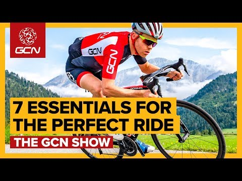 7 Essentials For The Perfect Bike Ride | GCN Show Ep. 355