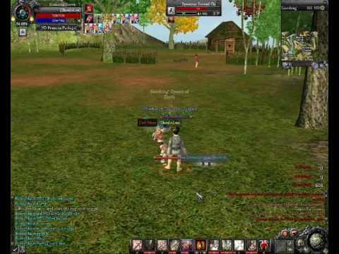 9dragons Gameplay, BoT warrior grind
