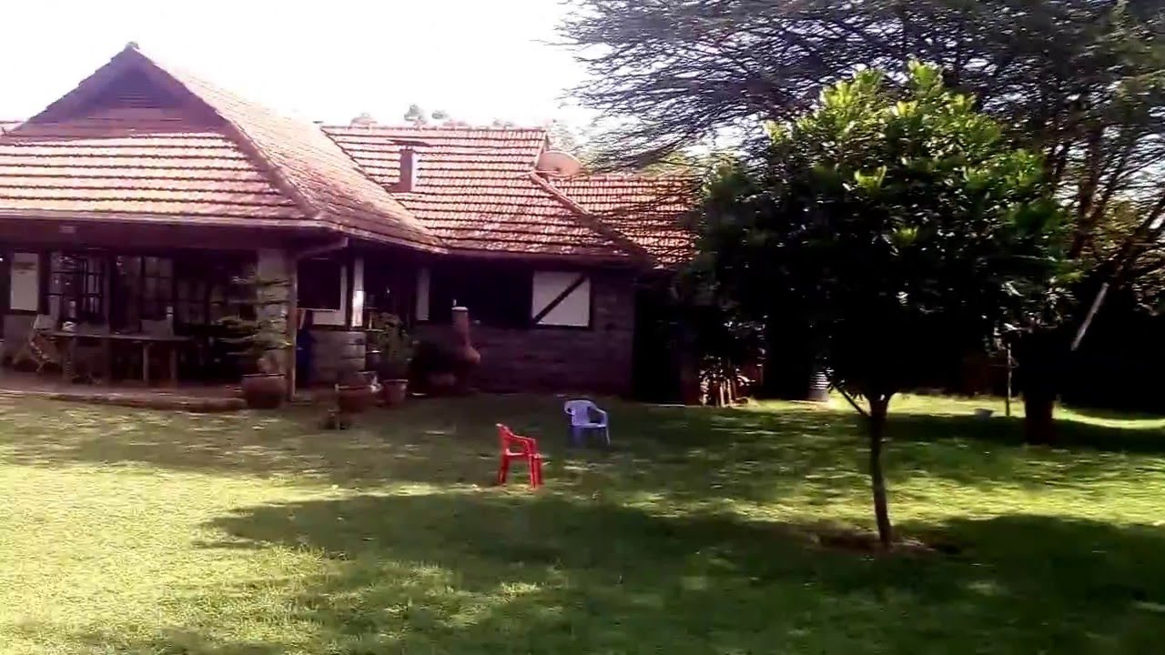 Video of karen bungalow house for sale in kenya