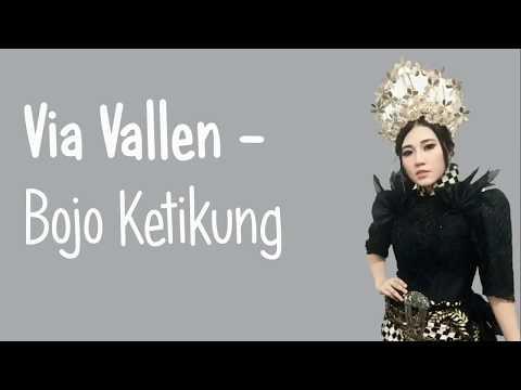 Via Vallen - Bojo Ketikung (Lirik Video)