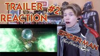 Spiderman - Far From Home #2: REAZIONE + Trailer [HD]