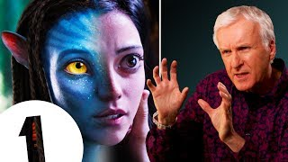 """They crushed it!"" James Cameron on how Team Avatar built Alita: Battle Angel."